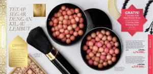 Giordani Gold Bronzing Pearls (32083 & 32081)