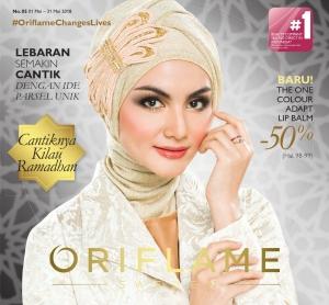 Katalog Oriflame Bulan Mei 2018